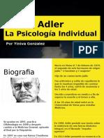 Presentacion Alfred Adler