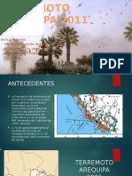 Terremoto Arequipa 2001