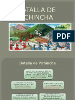 Batle del Pichincha