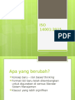 ISO 14001 ver 2015