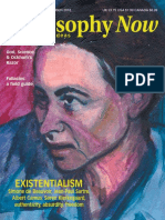 Philosophy Now - August-September 2016