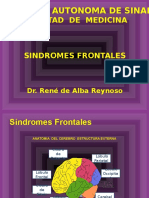 sindromes frontales