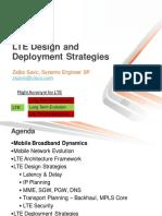 Cisco-LTE Transpport-Latency Design and Deployment Strategies-Zeljko Savic