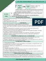 Plan 3er Grado - Bloque 2 Ciencias Naturales (2016-2017)