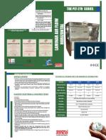 Laminar Airflow (Horizontal) - Manufacturer - Tanco lab Products