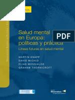 Salud Mental en Europa_ Políticas y Práctica.