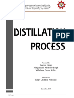 ES Distillation