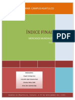 Indice FINAL