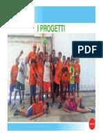 Servizio SPORT - Progetti