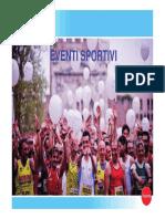Servizio SPORT - Eventi
