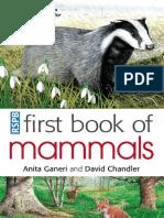 Anita Ganeri - First Book of Mammals