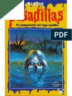54 - El Campamento Del Lago Maldito - R. L. Stine