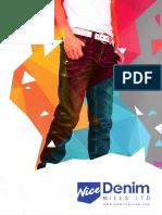 Nice Denim Limited Brochure