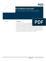 Building Powerful Predictive Scorecards 1991WP