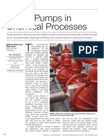 AODD Pumps in Chemical Processes