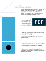 Tutoriel Photoshop