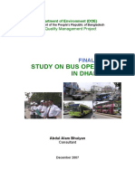 Final Report - BusOperation AQMP