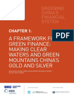 Greening Chinas Financial System Chapter 1