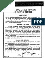 4 hands john thompson teaching little fingers.pdf