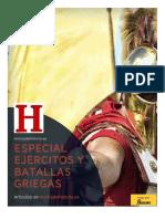 Especial Ejercitos y Batallas Griegas