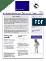 Sodium Hydro Sulfide Bulletin