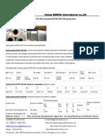 A23503 50CrVA Steel Plate,A23503 50CrVA Spring Steel