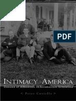 Intimacy in America