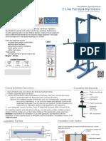 EPDIP Web-pullups Station