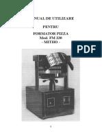Formator Pizza FM 330