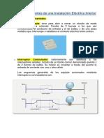 2da Parte Componentes de Una Instalacion Electrica Interior 2016-1