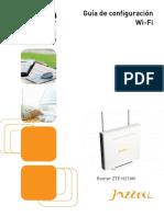 8118_configuración Wifi Zte h218n