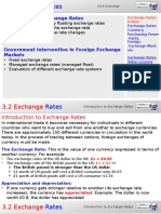 3.2 Exchange Rates