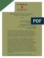 Recordación, India y Platónica, Por Ananda K