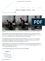 How to Deadlift With Proper Form_ the Definitive Guide