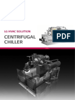 LG centrifugal chiller manual.