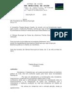 Indicação - Banheiros Publicos Calcilandia