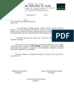Indicação - Criação Do IPTU Verde
