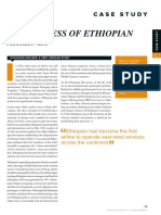 The Success of Ethiopian