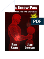 Fixing Elbow Pain Prevention