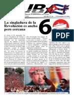Revista Cuba+ número 18