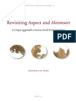 1Revisiting Aspect and _Aktionsart