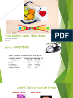 Pola Makan Pada Hipertensi