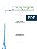 Business Proposal PolRem Company Philippines