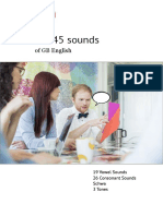 45 Sounds Pronunciation Studio1