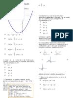 Exercício Envolvendo Função Quadrática, por Daniel Castro