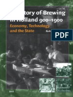 (Book) - A History of Brewing in Holland 900-1900 Economy, Technology and the State, Unger, Brill, 2001