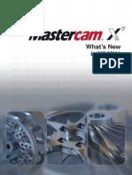 Manual MasterCam X7