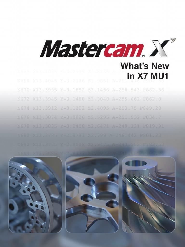 manual mastercam x7 machine tool line geometry rh scribd com
