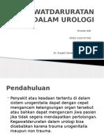 Kegawatdaruratan Dalam Urologi ppt-1