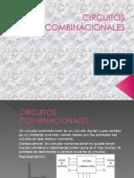 Circ Combinacionales y Multiplexado
